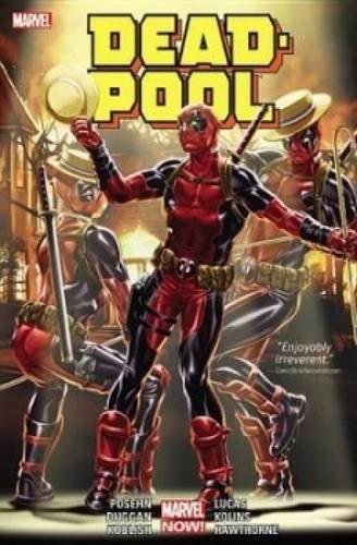 Deadpool by Posehn & Duggan Vol. 3