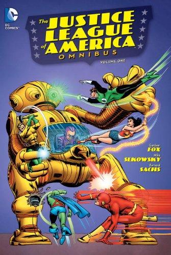 Justice League of America Omnibus Volume 1