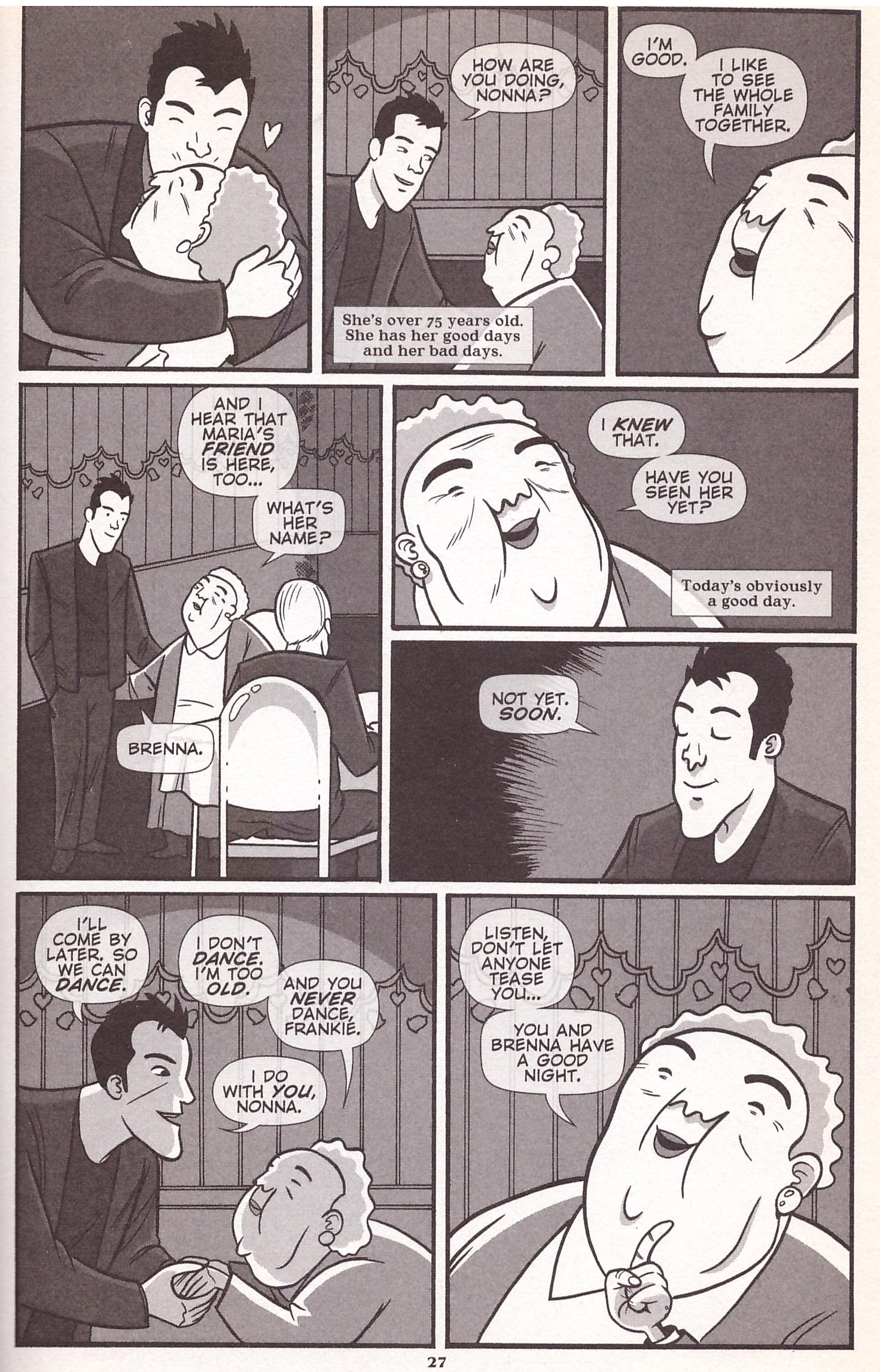 Maria's Wedding graphic novel review