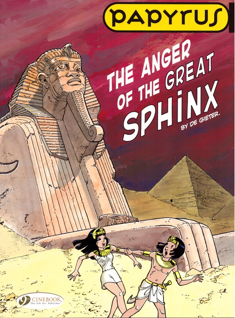 Papyrus: The Anger of the Great Sphinx