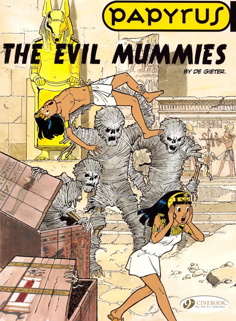Papyrus: The Evil Mummies