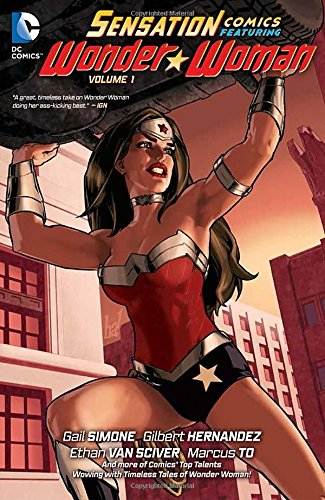 Sensation Comics Featuring Wonder Woman Volume 1