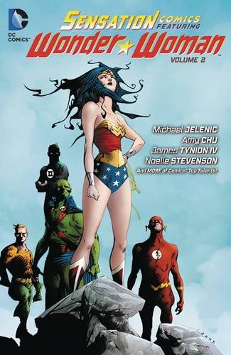 Sensation Comics Featuring Wonder Woman Volume 2