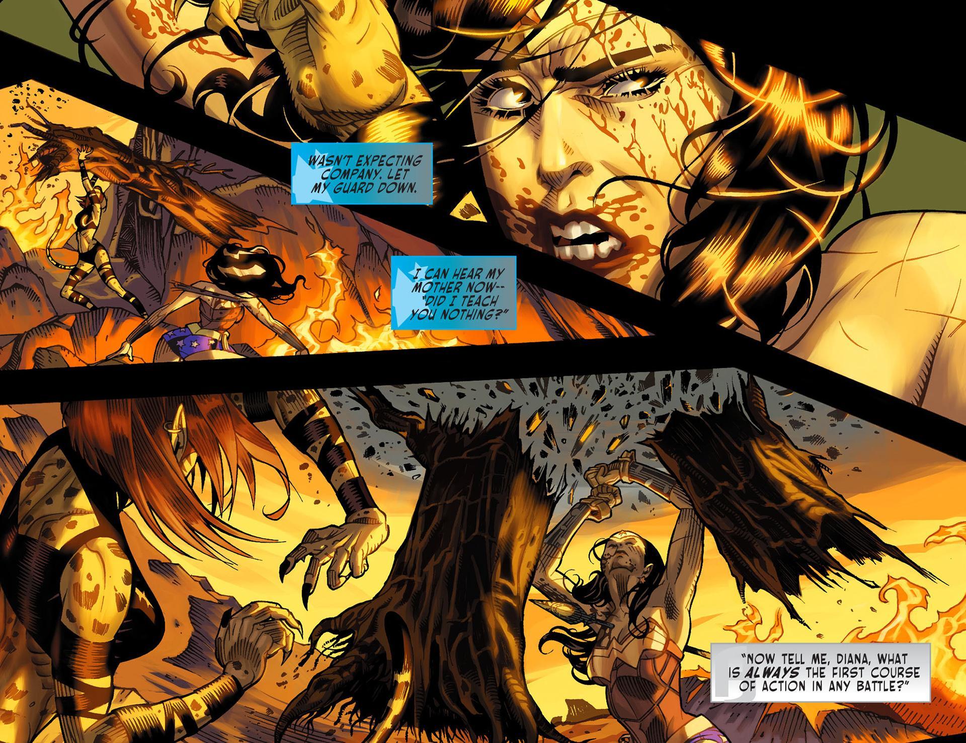 Sensation Comics featuring Wonder Woman 2 review