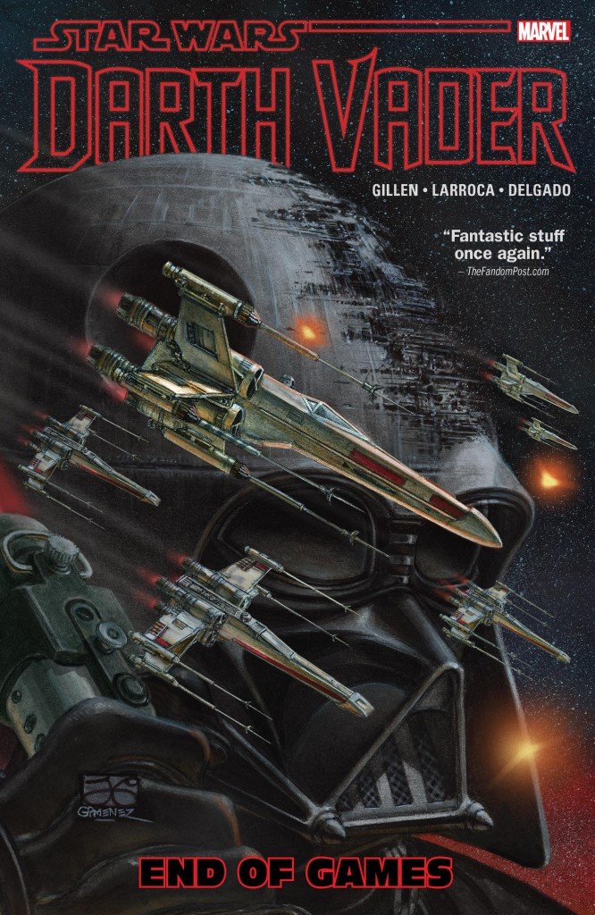 Star Wars: Darth Vader Vol. 4 – End of Games