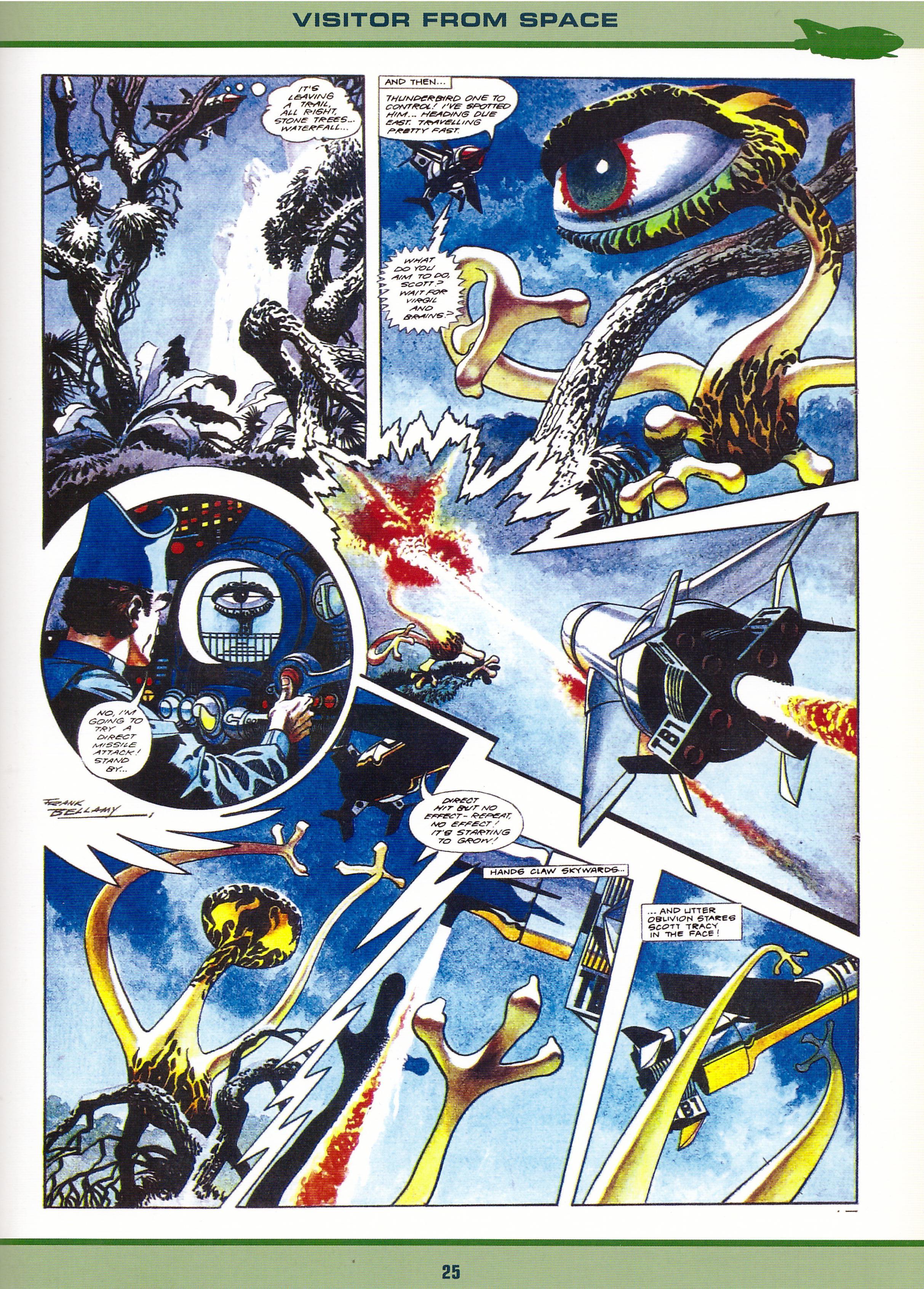 Thunderbirds Vol 1 graphic novel review