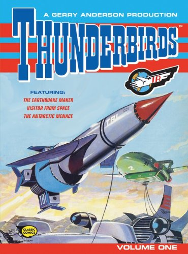 Thunderbirds Volume One