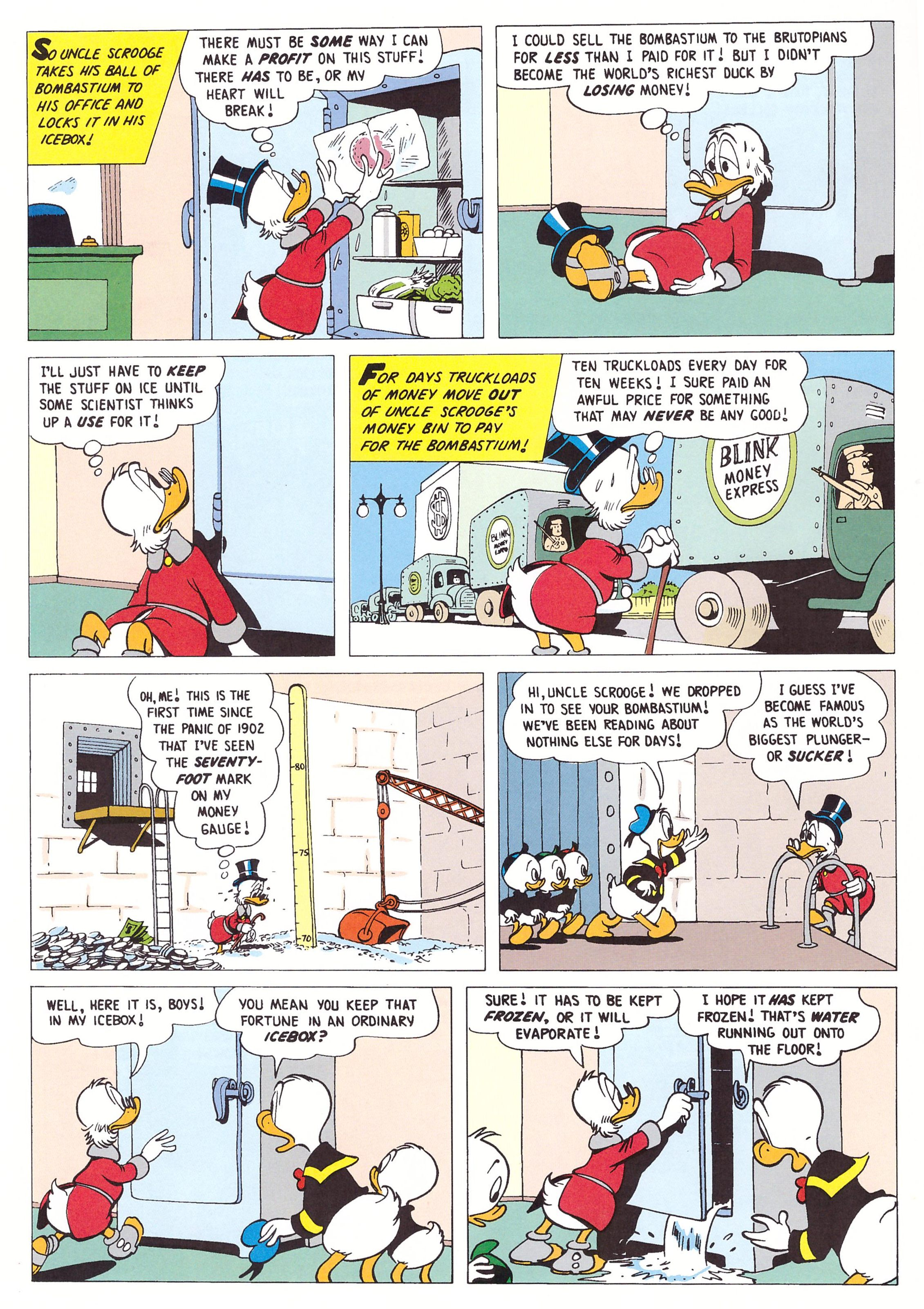 Uncle Scrooge Adventures 17 review