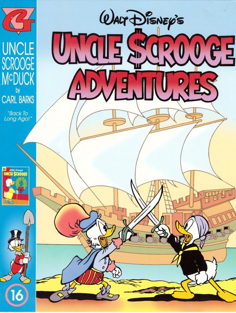 Uncle Scrooge Adventures by Carl Barks in Color 16