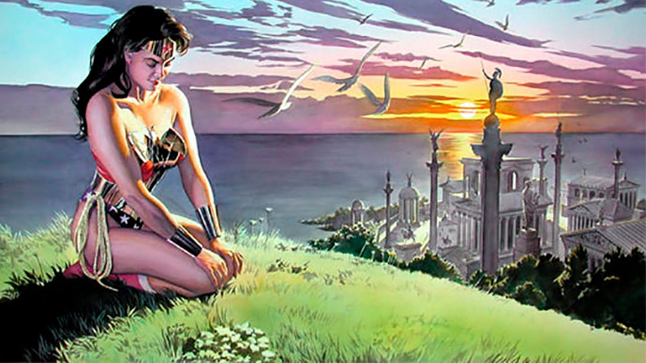 Wonder Woman Spirit of Truth review
