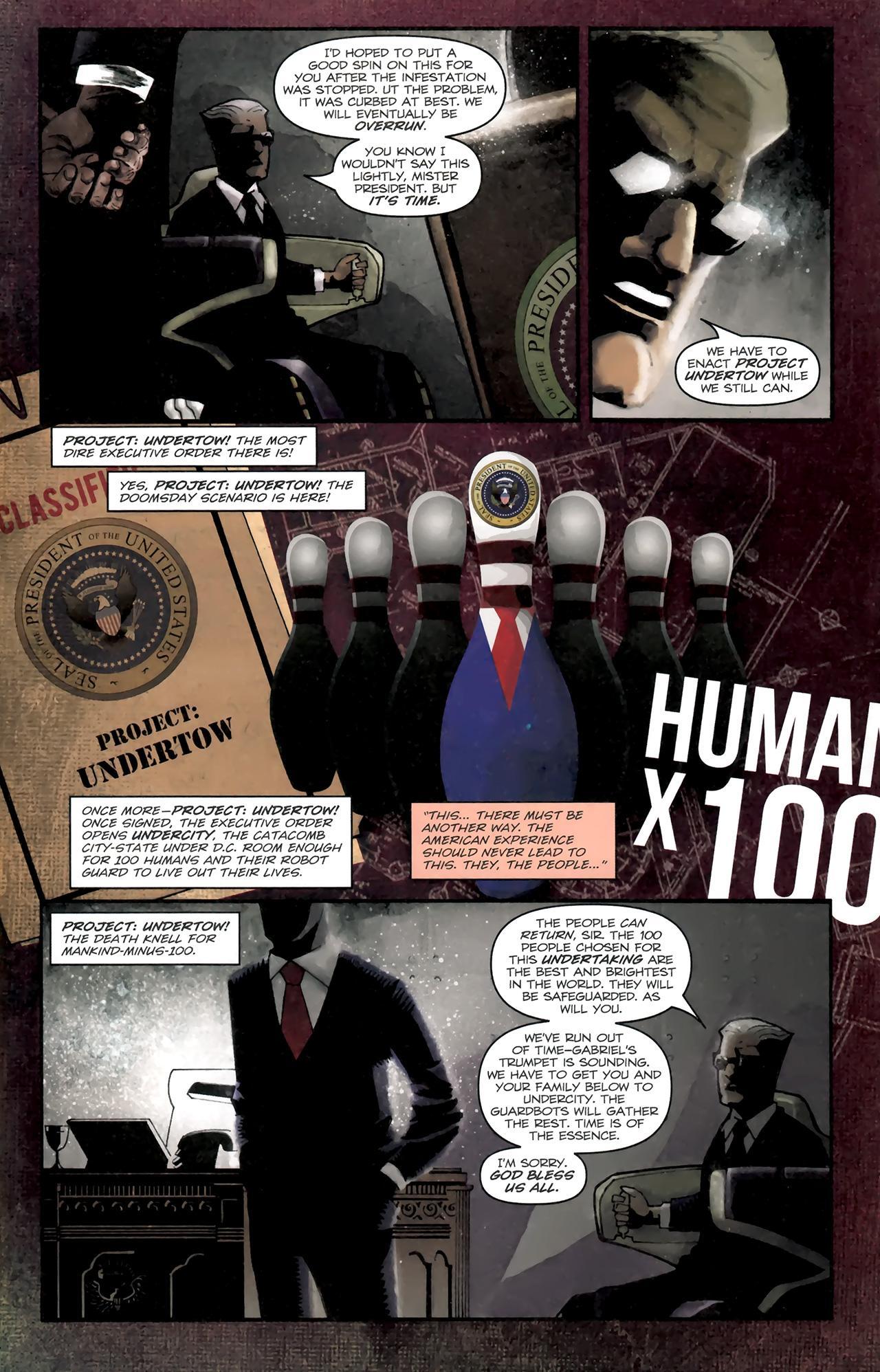 Zombies vs. Robots Undercity review