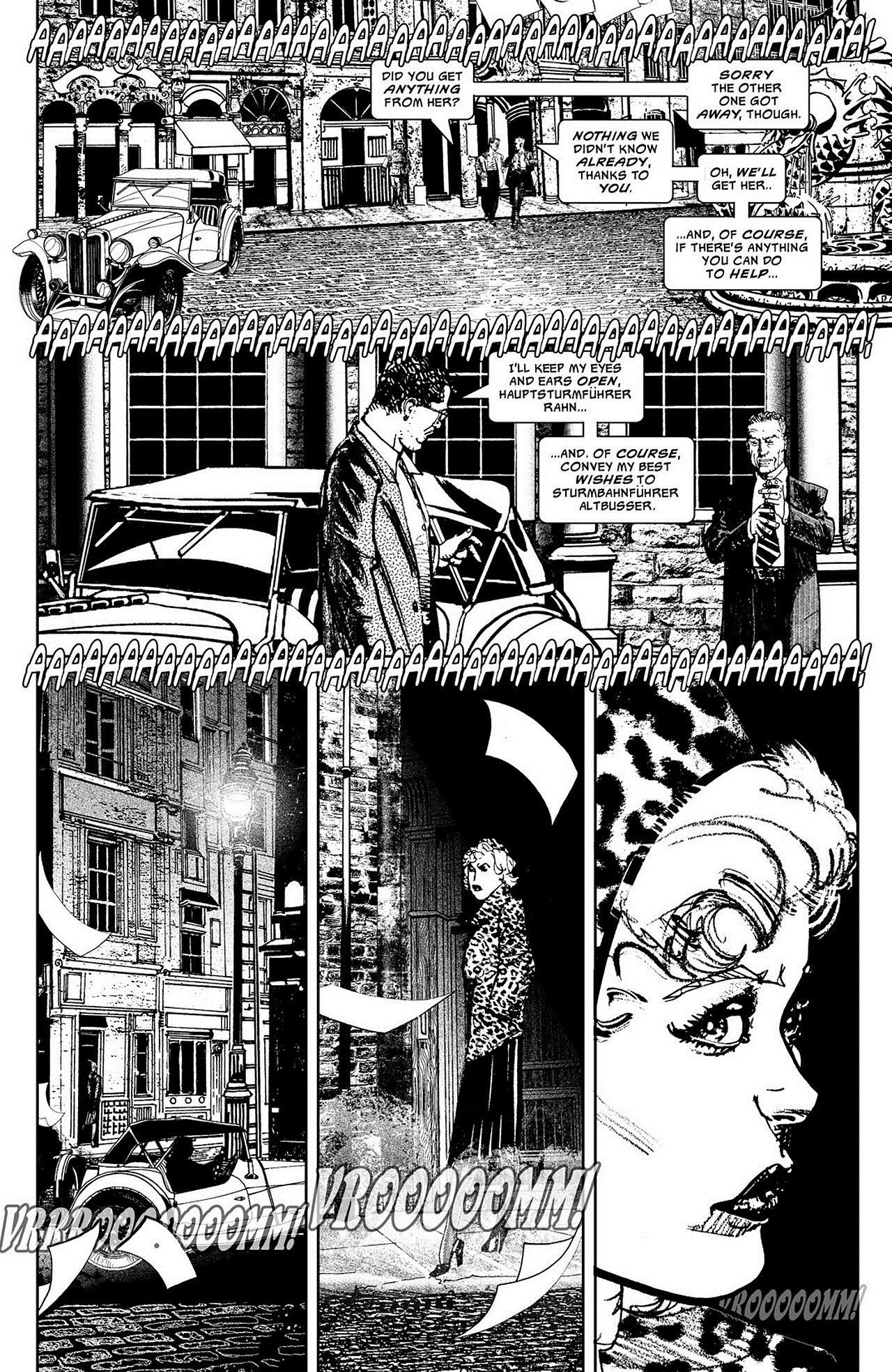 Black Kiss II graphic novel review