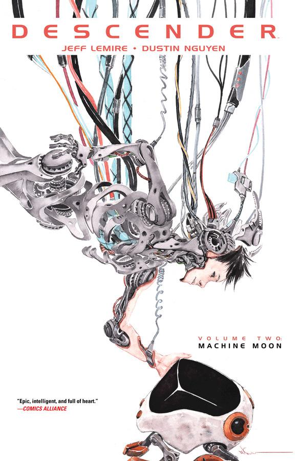 Descender Volume 2: Machine Moon