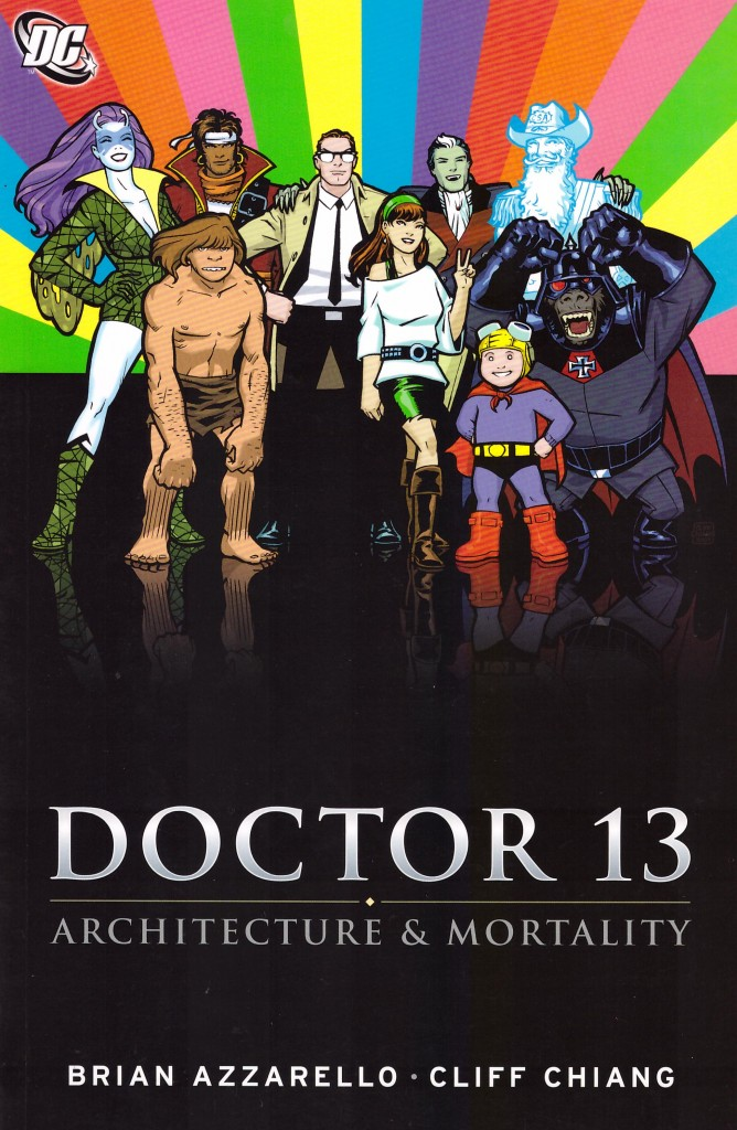 Doctor 13: Architecture and Morality