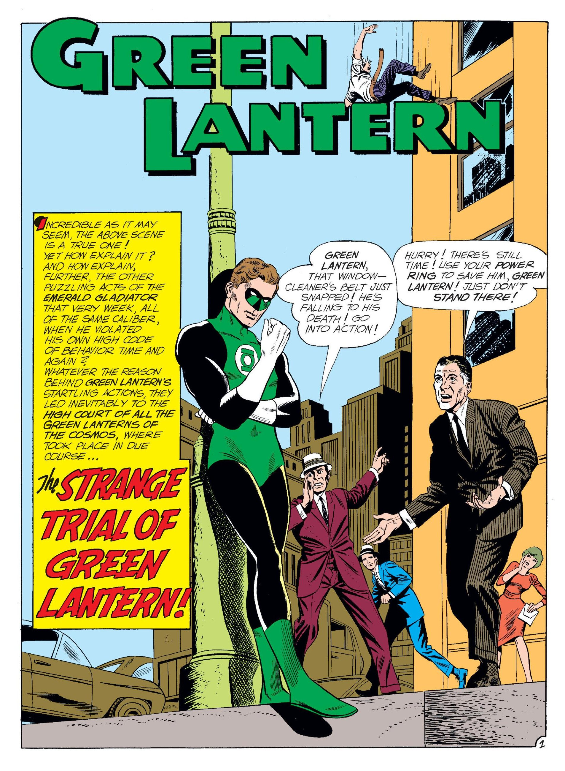 Green Lantern A Celebration Of 75 Years review