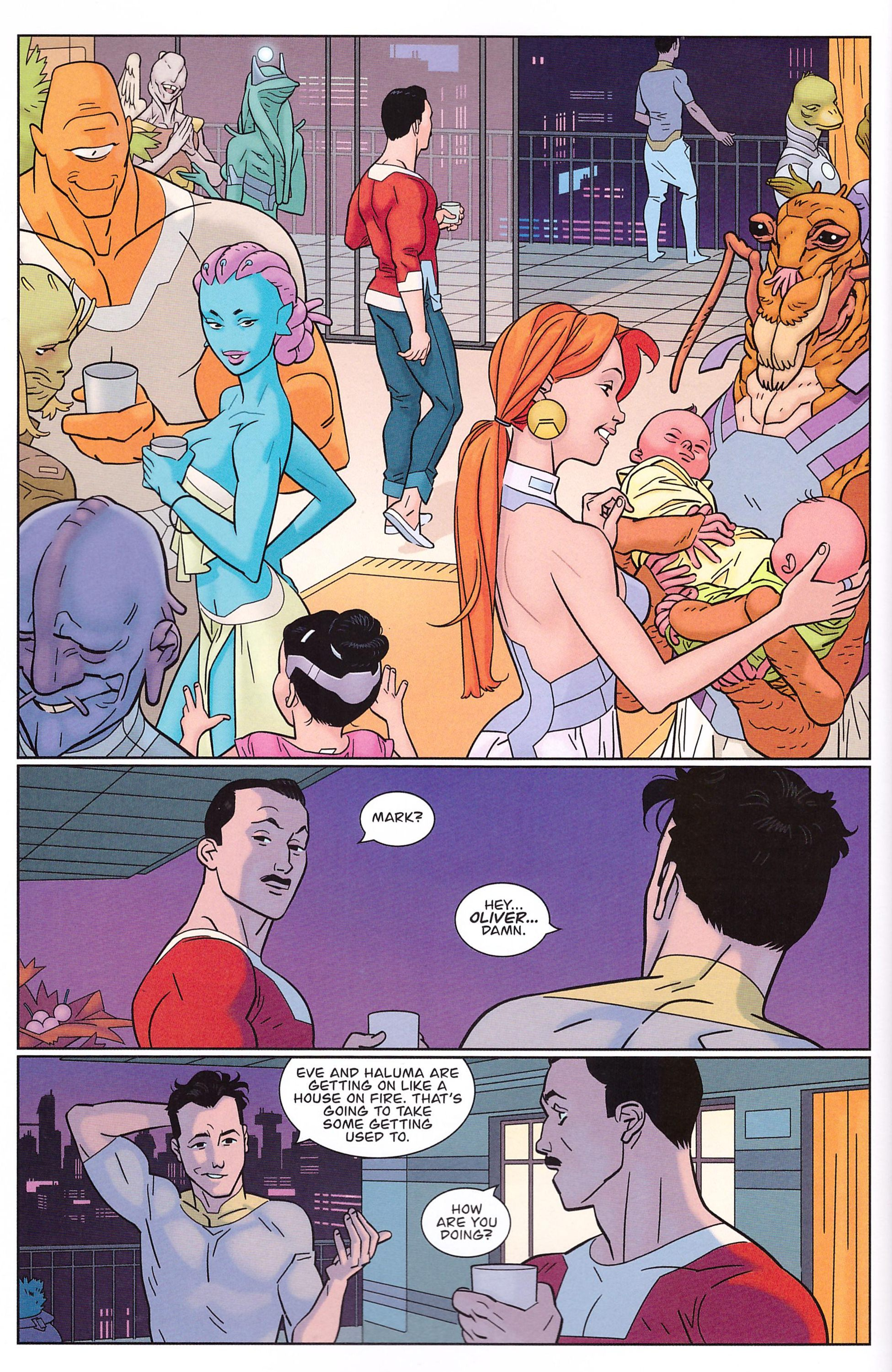 Invincible Full House review