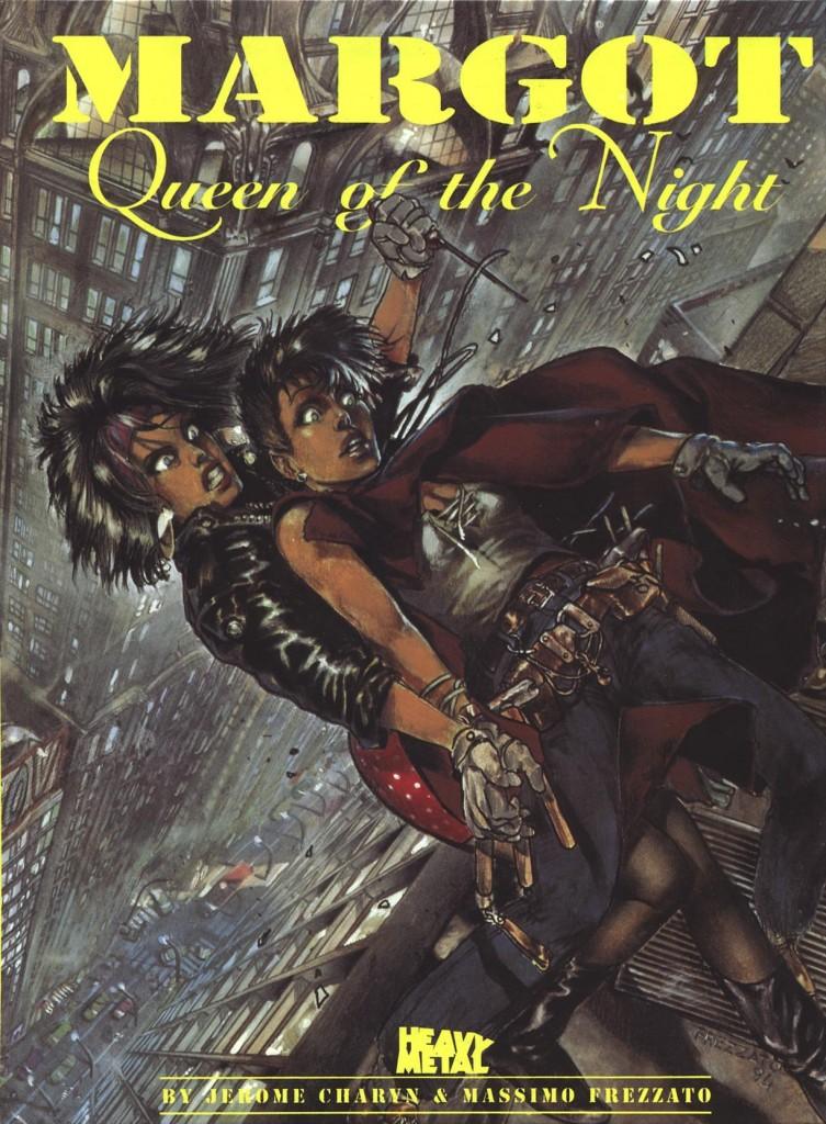 Margot, Queen of the Night