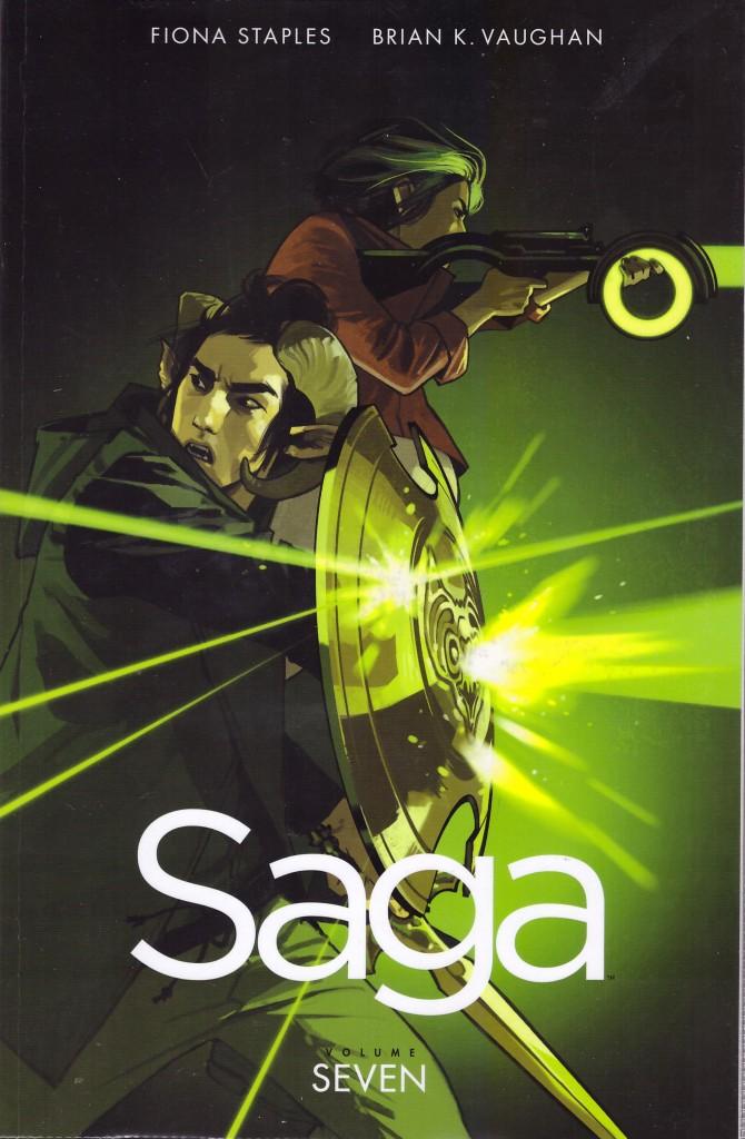 Saga Volume Seven