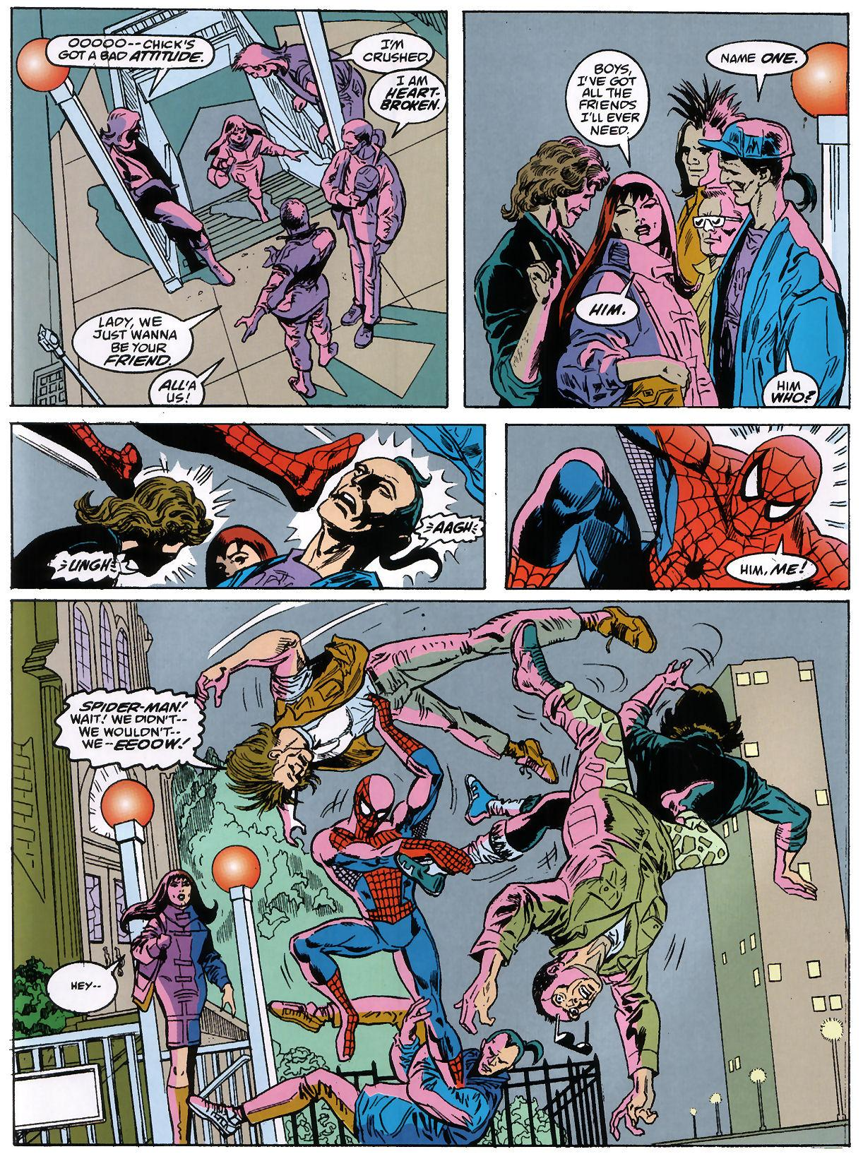 Spider-Man Fear Itself review