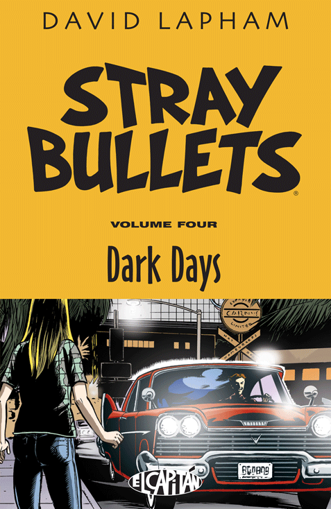 Stray Bullets: Dark Days