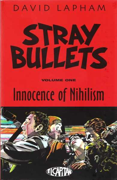 Stray Bullets: Innocence of Nihilism