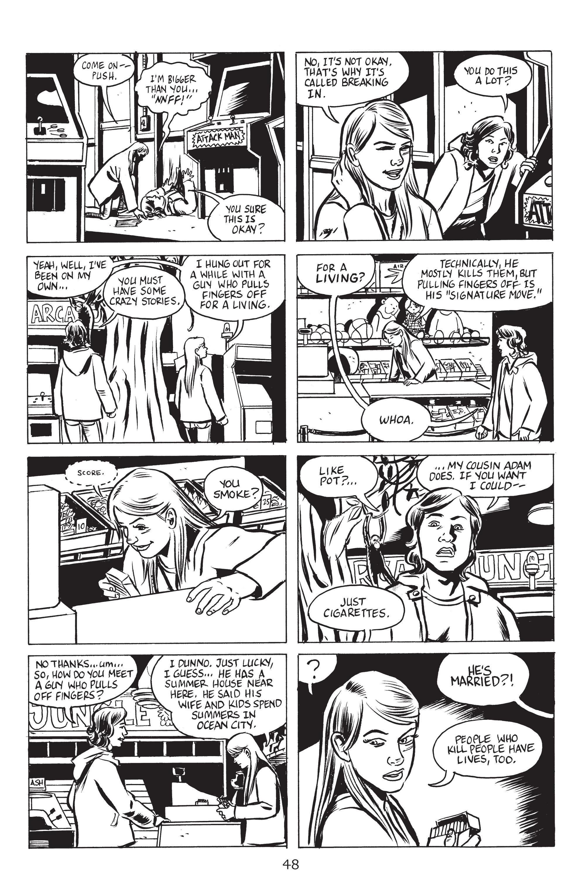 Stray Bullets - Killers review