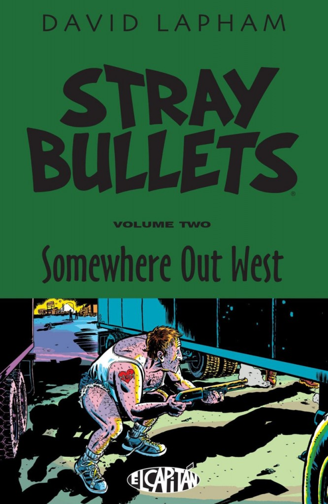Stray Bullets: Somewhere Out West