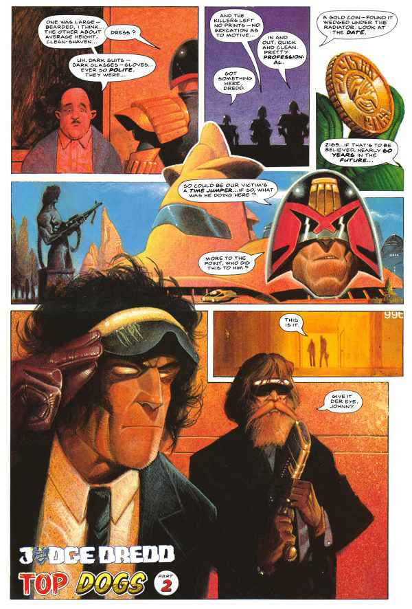Strontium Dog The Final Solution Review