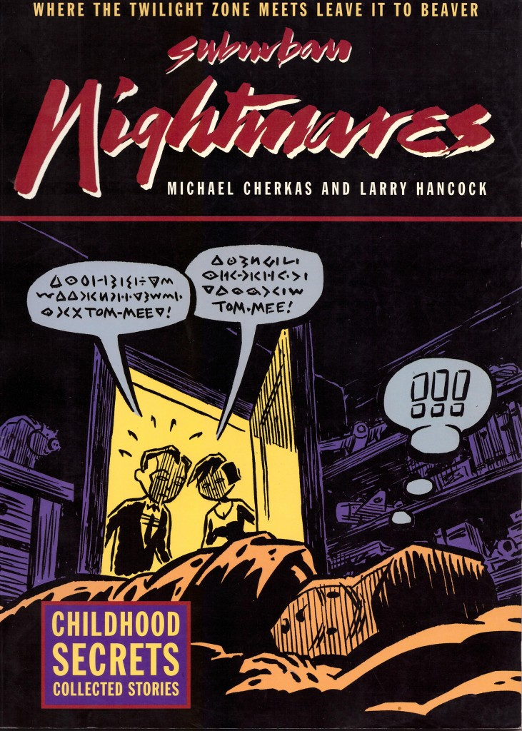 Suburban Nightmares: Childhood Secrets