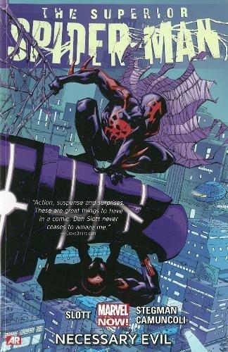 The Superior Spider-Man: Necessary Evil