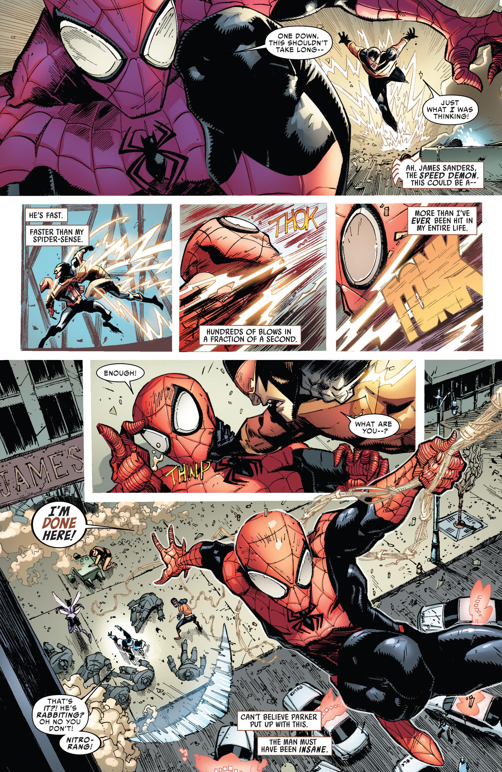 Superior Spider-Man Vol 1 review