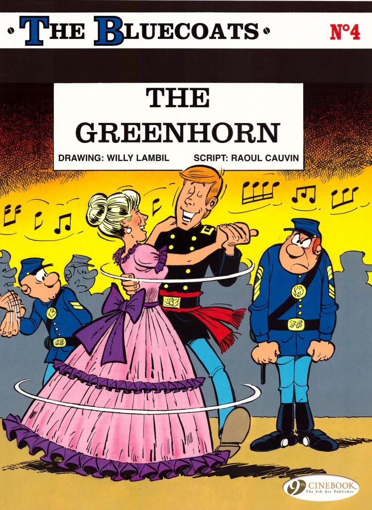 The Bluecoats: The Greenhorn