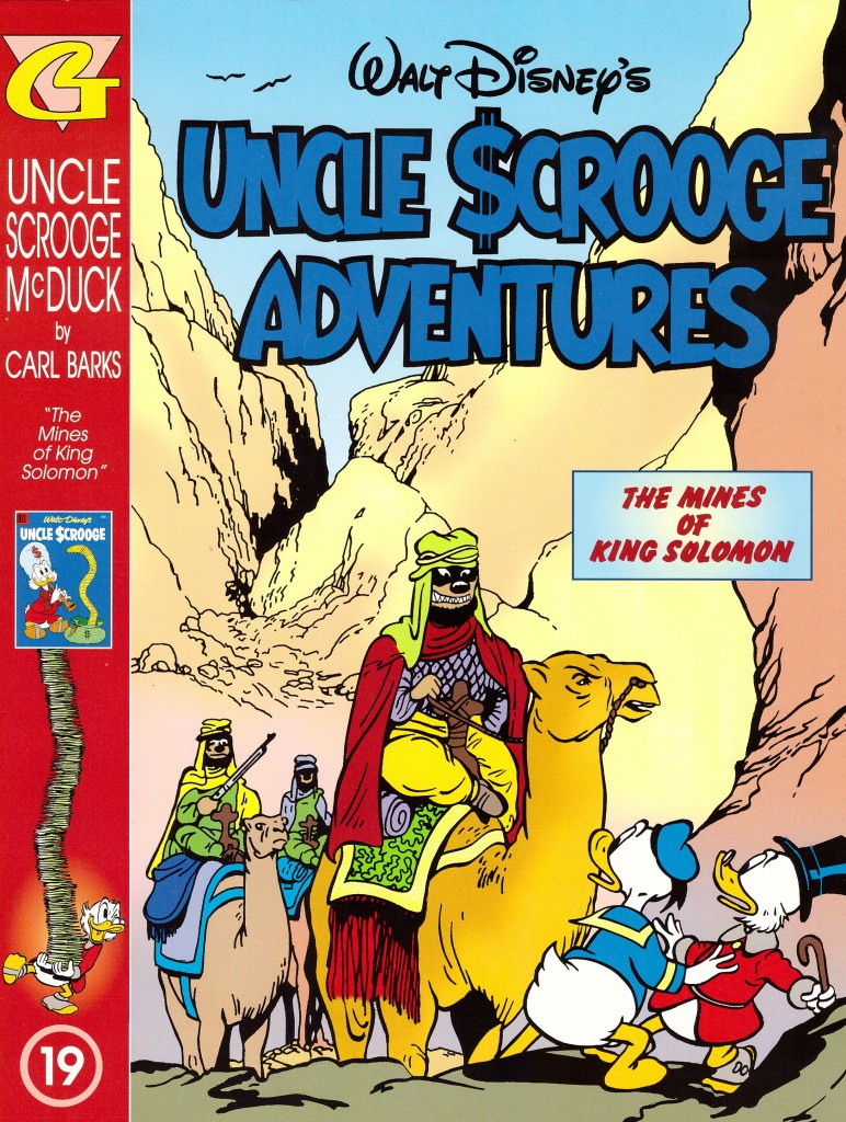 Uncle Scrooge Adventures by Carl Barks in Color 19