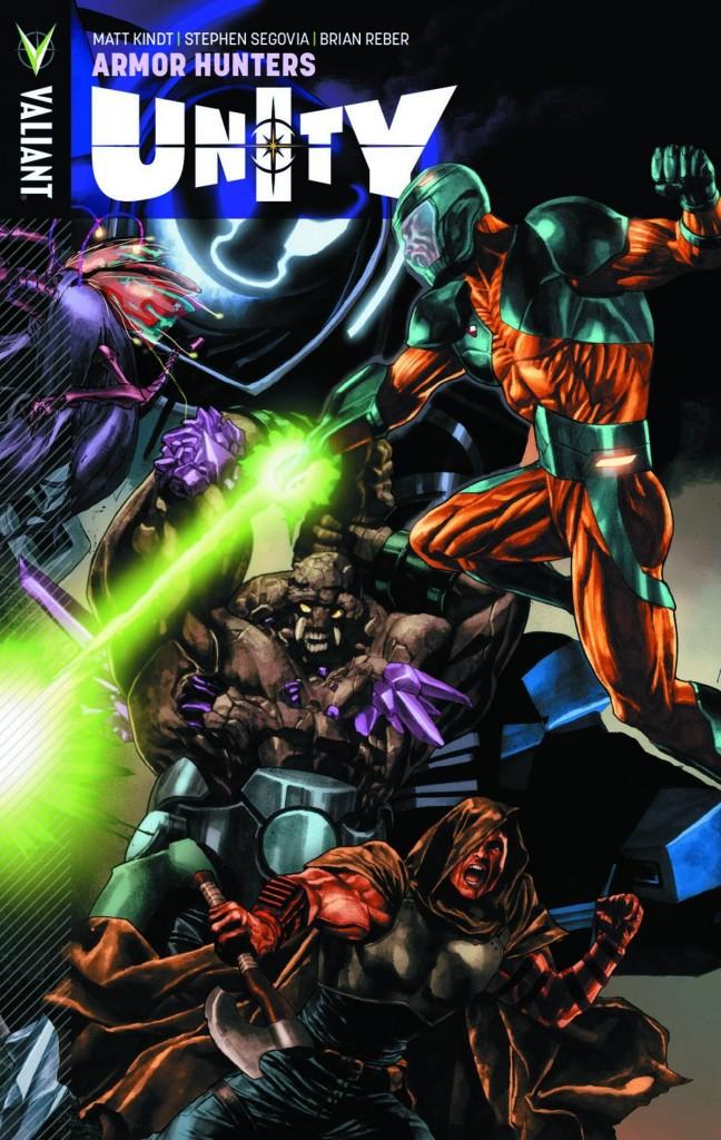 Unity: Armor Hunters