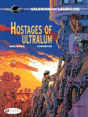 Valerian and Laureline: Hostages of Ultralum