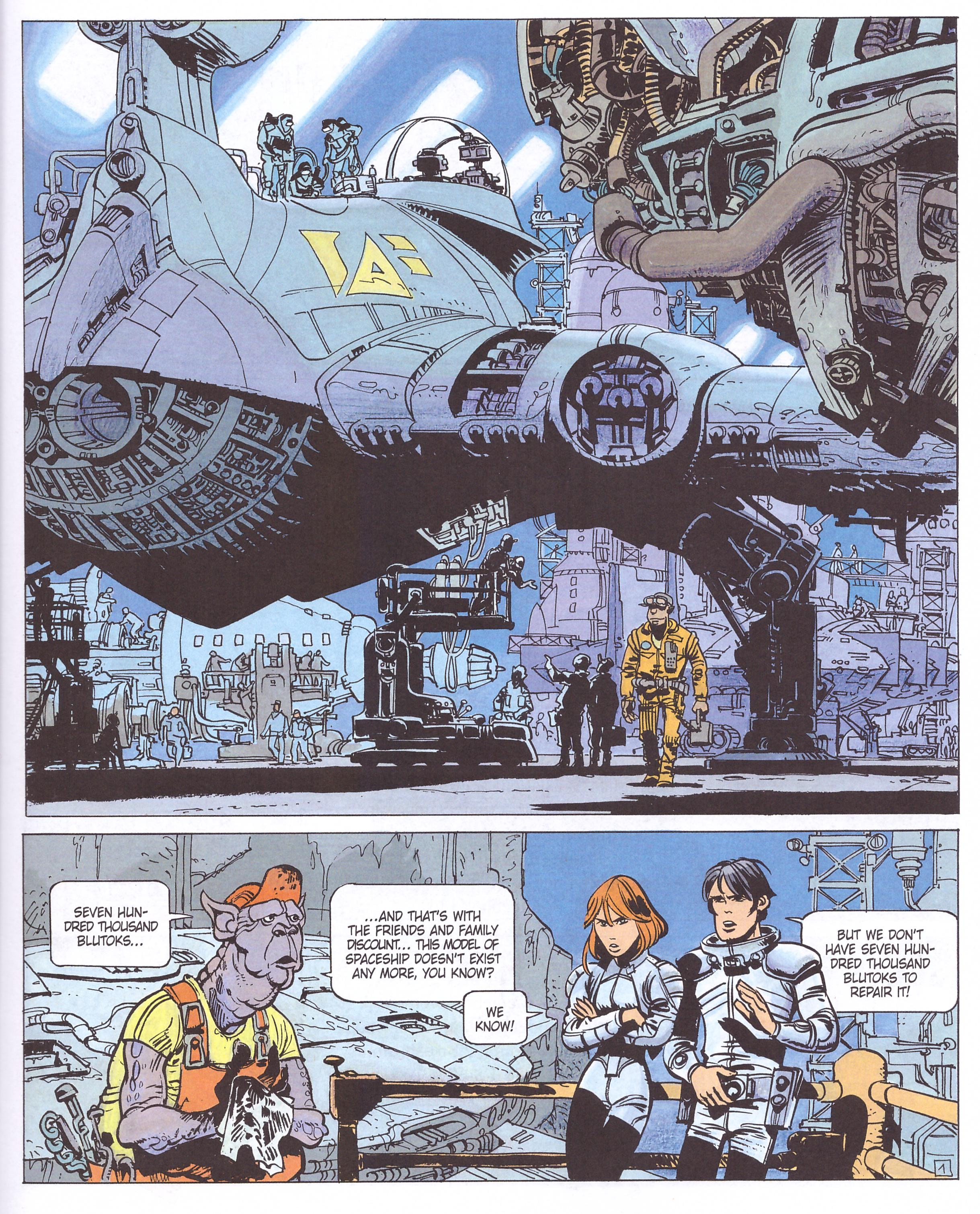 Valerian The Circles of Power review