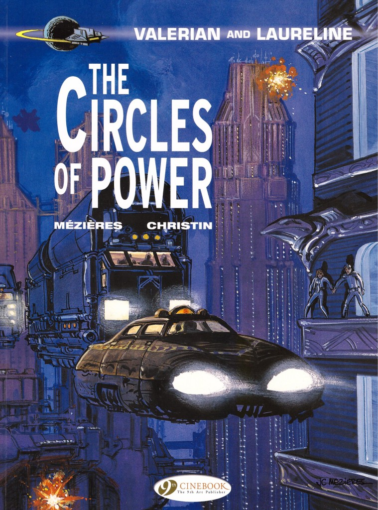 Valerian and Laureline: The Circles of Power