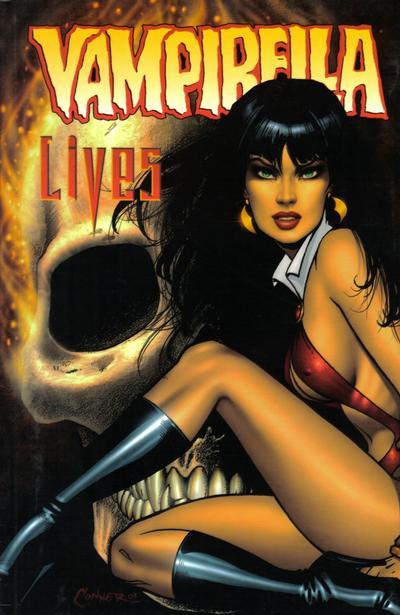 Vampirella Lives
