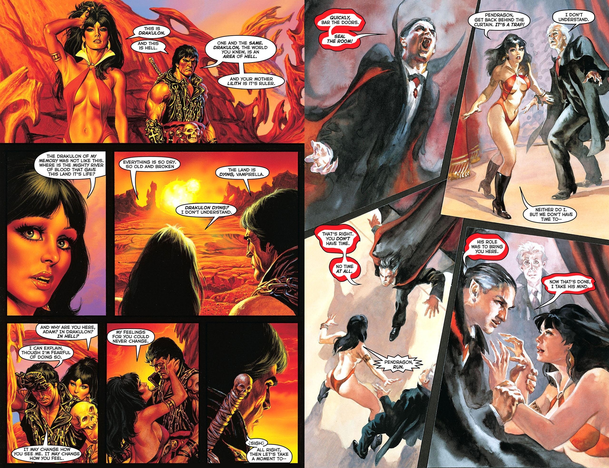 Vampirella Masters Vol 6 James Robinson review