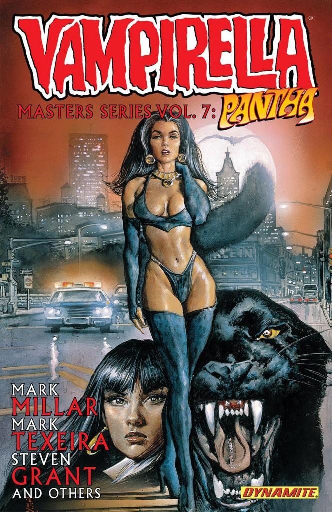 Vampirella Masters Series Volume Seven: Pantha