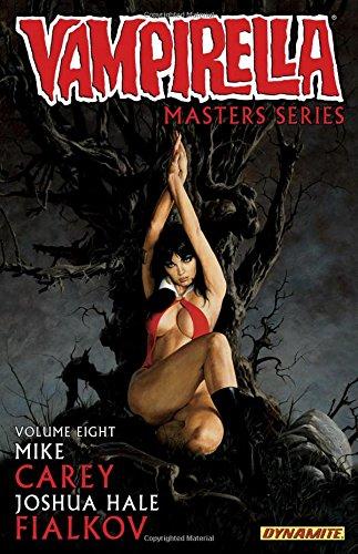 Vampirella Masters Series Volume Eight: Mike Carey & Joshua Hale Fialkov