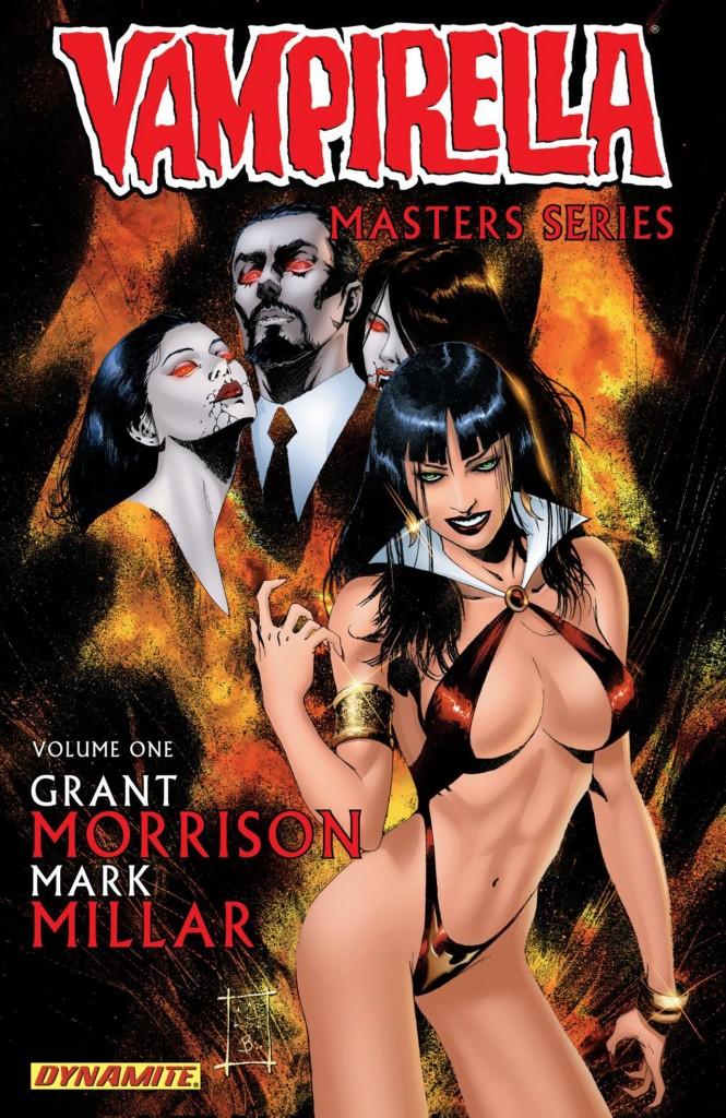 Vampirella Masters Series: Volume One – Grant Morrison, Mark Millar