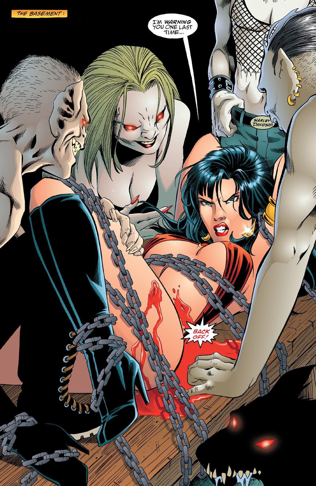 Vampirella Masters Vol 1 Morrison and Millar review
