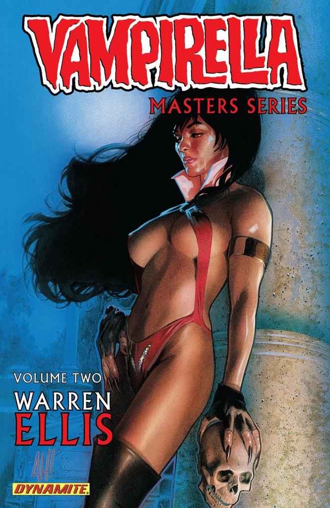 Vampirella Masters Series: Volume Two – Warren Ellis