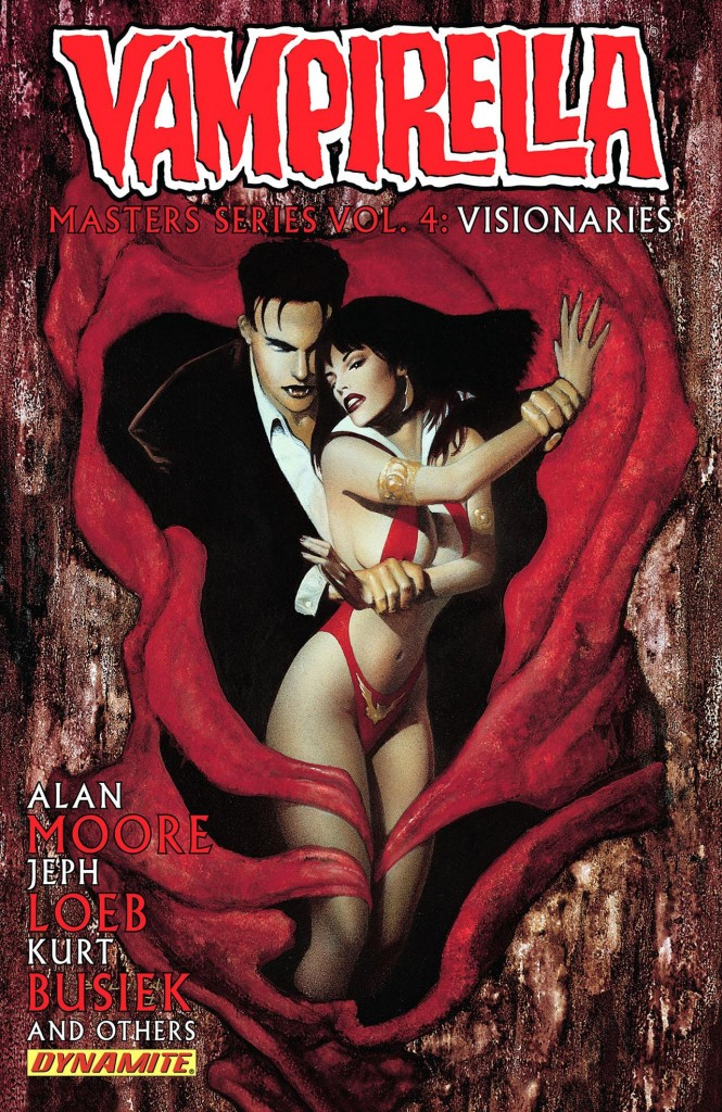Vampirella Masters Series: Volume Four – Visionaries