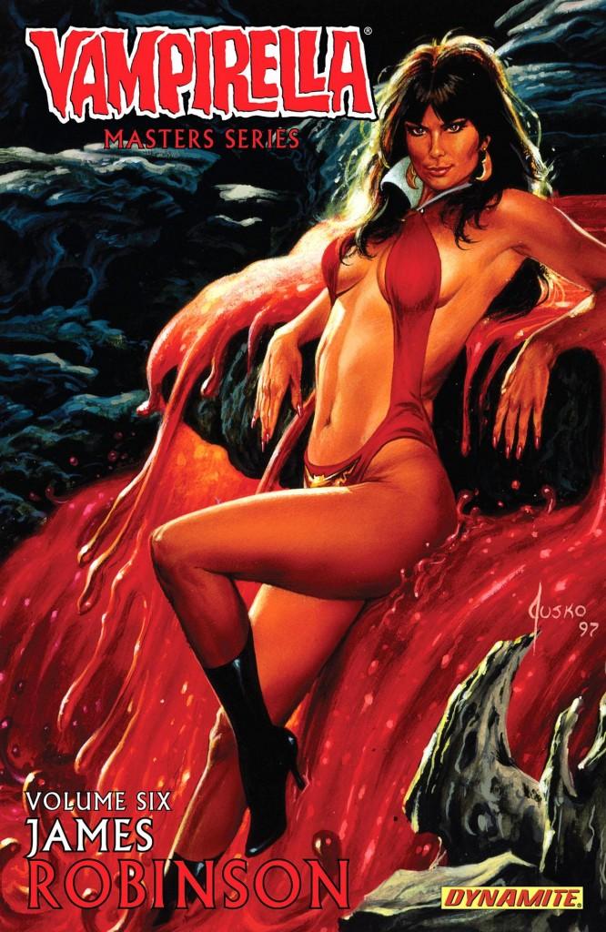 Vampirella Masters Series Volume Six: James Robinson