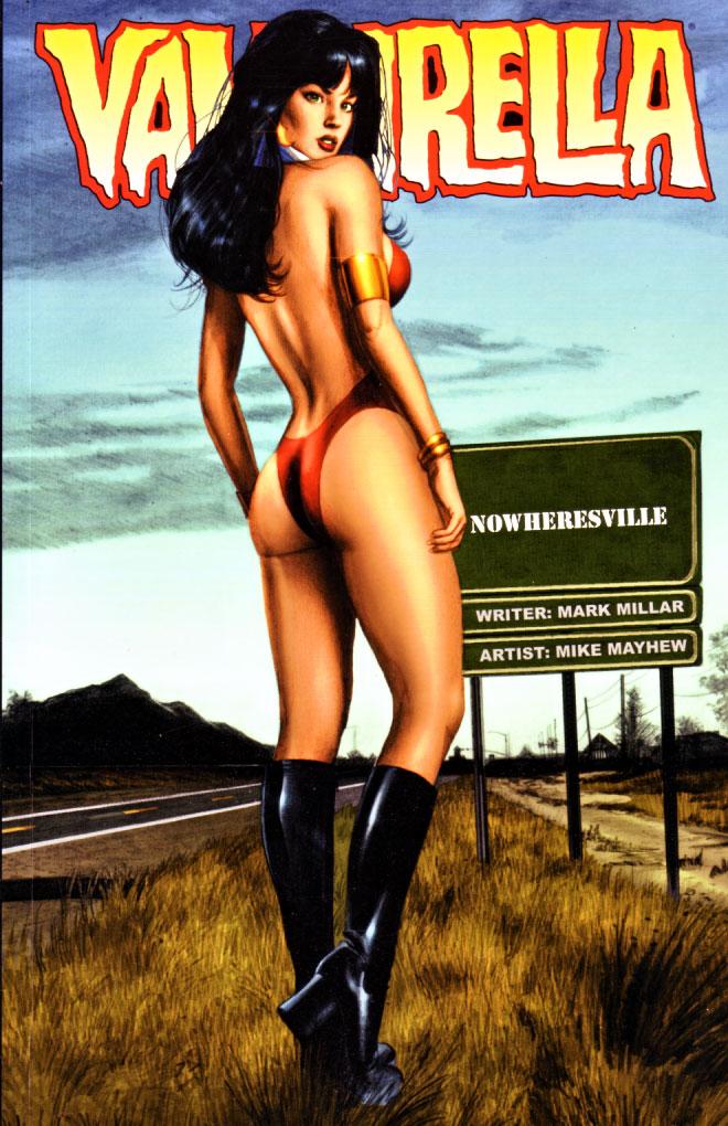 Vampirella: Nowheresville