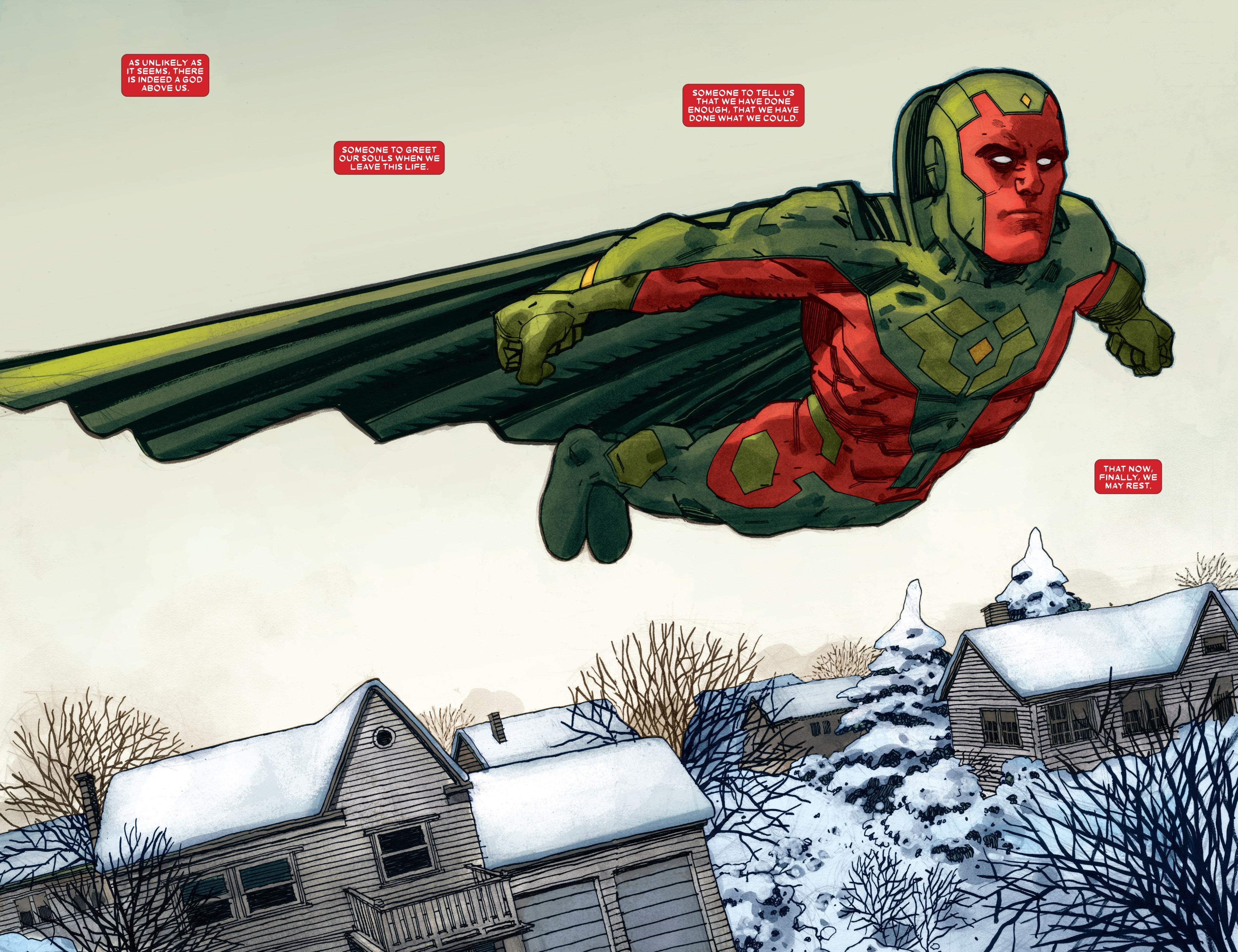 The Vision Little Better Than a Beast review