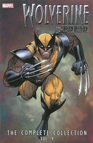Wolverine by Jason Aaron: The Complete Collection Vol. 4