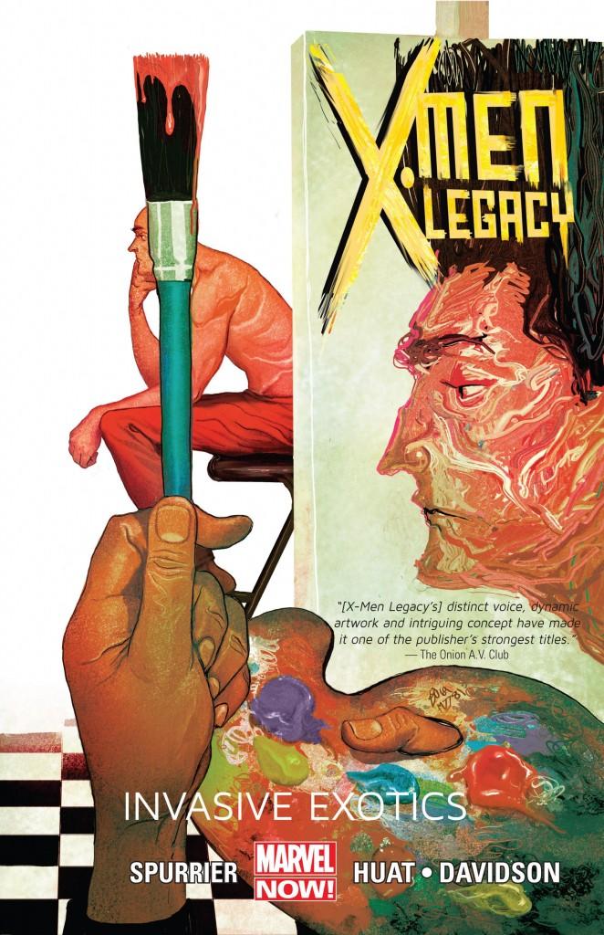 X-Men Legacy: Invasive Exotics